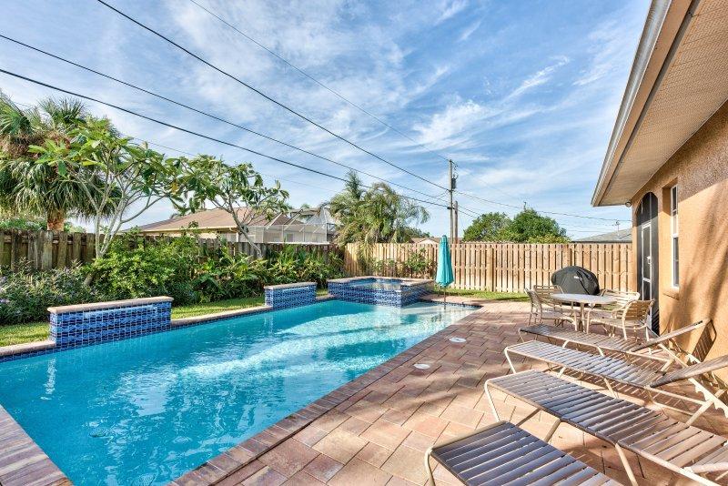 Private Pool; Pool Heat Optional Add-On; Hot tub;