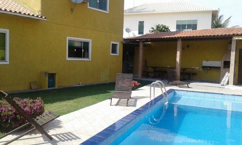 EXCELENTE CASA PARA ALUGUEL EM BÚZIOS, location de vacances à Sao Pedro da Aldeia
