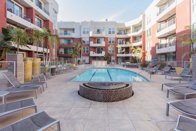 Spacious&Stylish Beach Apartment, location de vacances à Marina del Rey