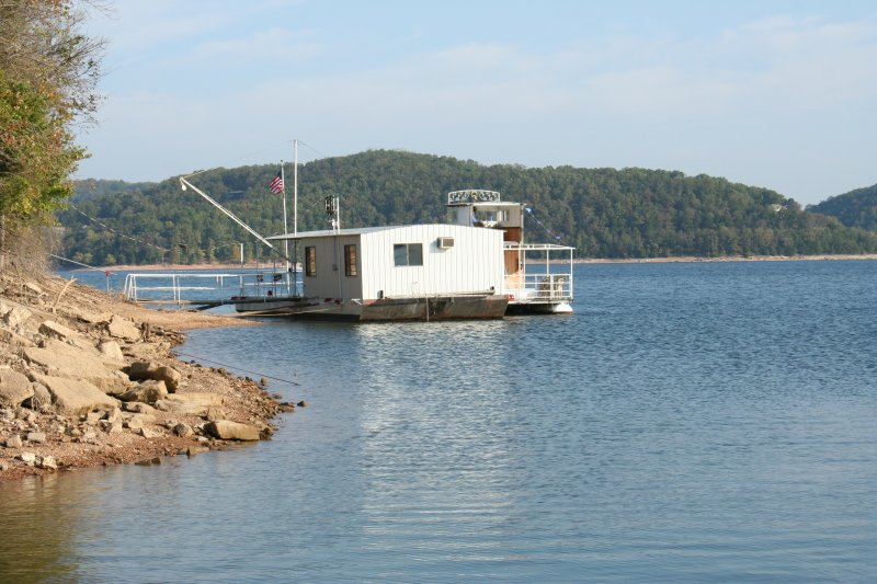 Belle of the Ozarks is a 5 minute drive from the house for a tour of the lake on the water