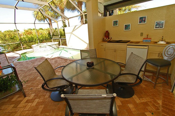 Lighthouse Bay at the Brooks, holiday rental in Estero