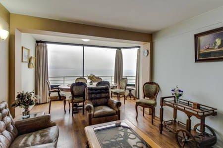 Hermosa casa vista al mar, location de vacances à Renaca