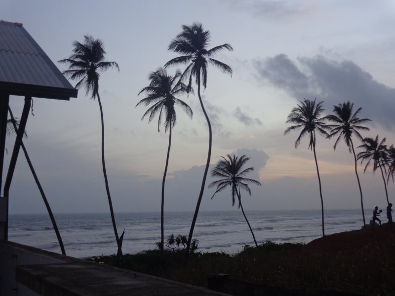 THE OCEAN VILLA AT BEACH, holiday rental in Weligama