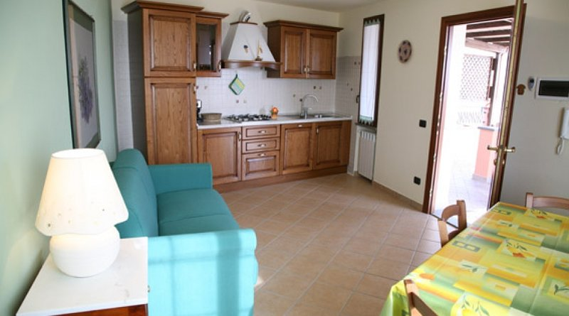 Appartamento bilocale Papà Nino - Gli Angeli Agriturismo, holiday rental in Cantone