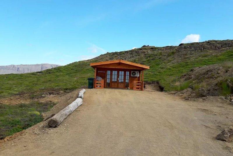Stundarfriður 3 in West Iceland, vacation rental in Grundarfjorour