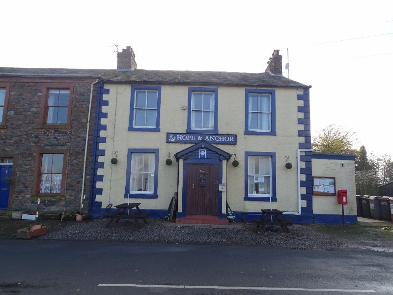 Hope and Anchor Inn - Room 3, holiday rental in Bowness on Solway