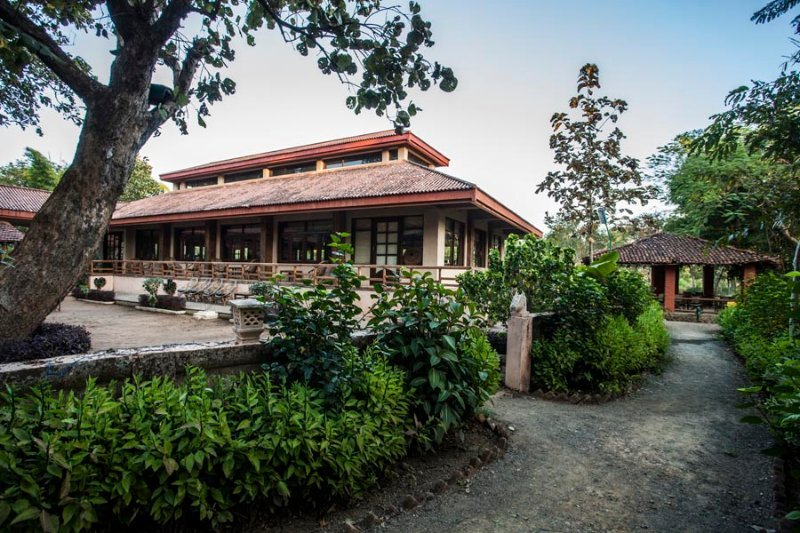 (Deluxe Suite 8) The Baagh- A Forest Retreat, location de vacances à Madhya Pradesh
