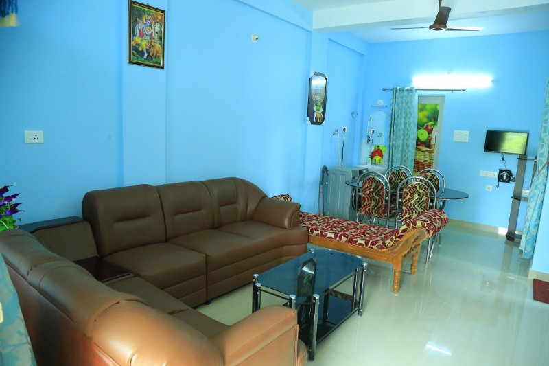 Trisha Flats - Flat 1, vacation rental in Punalur