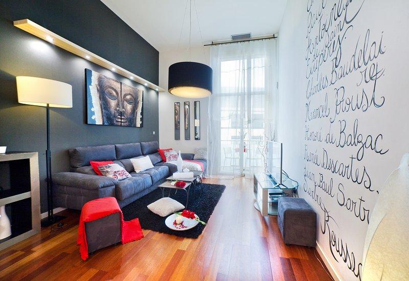 Victoria City Center 2 - Luxury Duplex, vacation rental in Barcelona