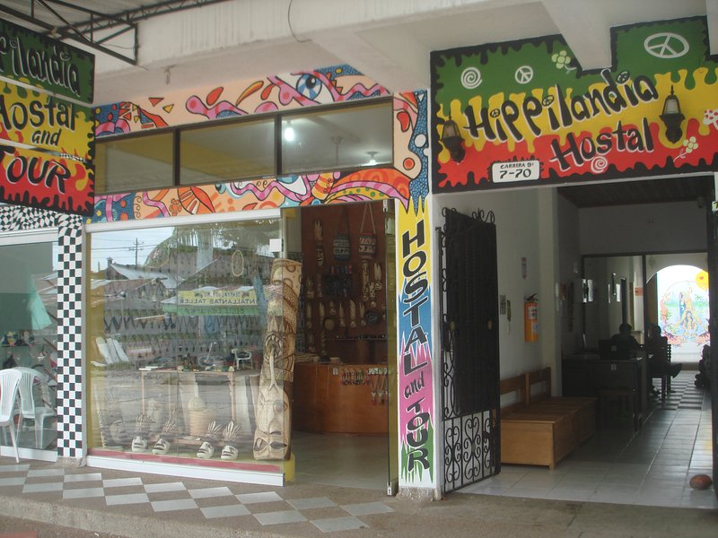 Hippilandia Eco Hostal in the center of Leticia, alquiler vacacional en Amazonas Department