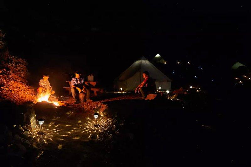 Zion Glamping Adventure -Tent 4, aluguéis de temporada em Colorado City