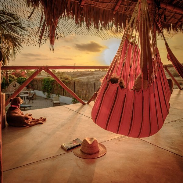 Peaceful living on the Baja Peninsula