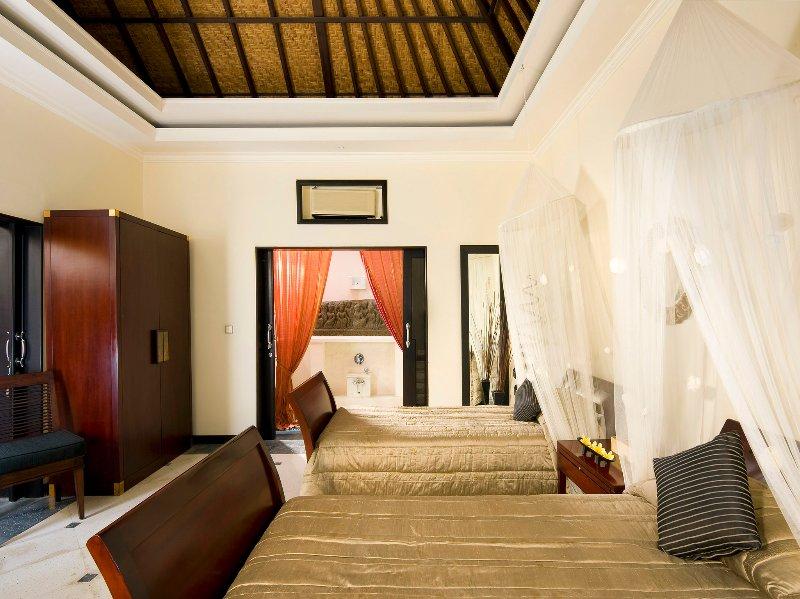 Villa Ylang Ylang - North western bedroom