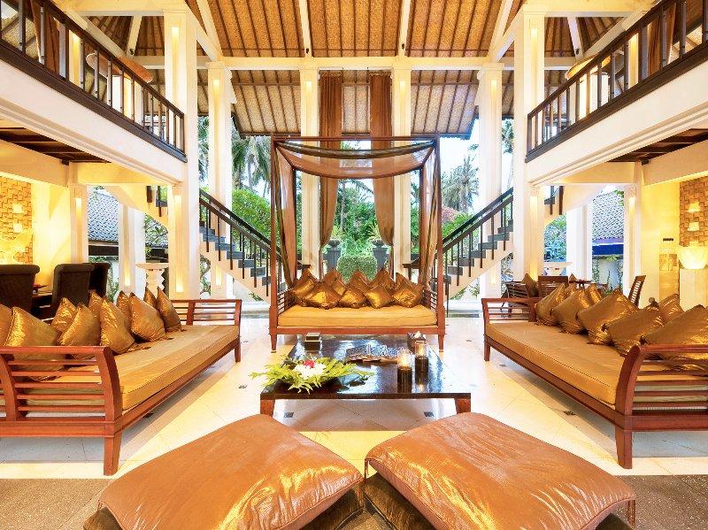 Villa Ylang Ylang - Living bale 1