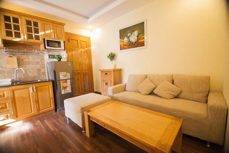 MERIN CITY STANDARD A / ONE-BEDROOM, holiday rental in Thu Dau Mot
