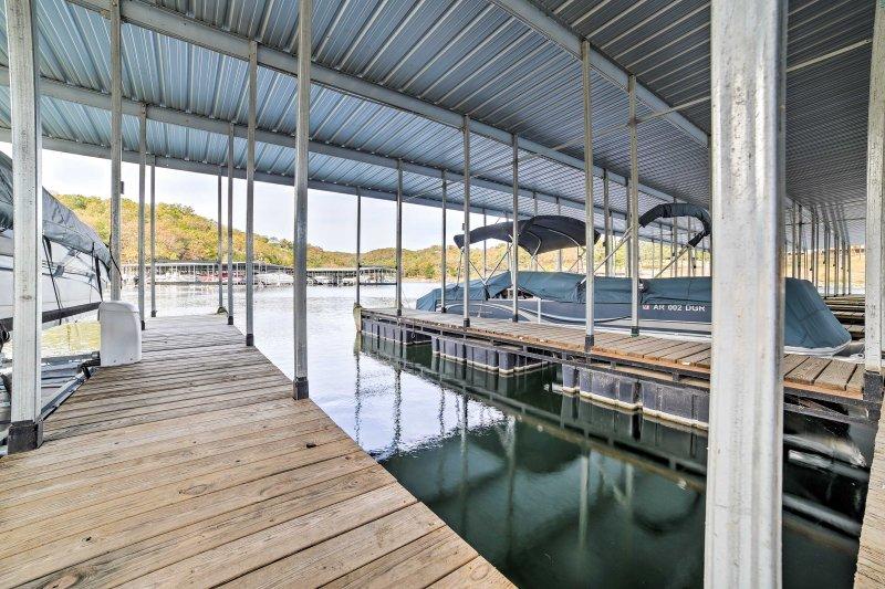 Las actividades de Lakeside no están lejos con la proximidad a Indian Point Marina