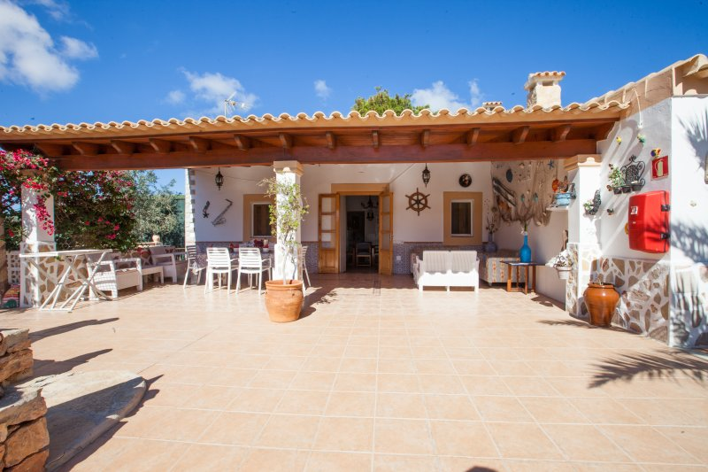 Turisticas can   jurado moreno, vacation rental in Formentera