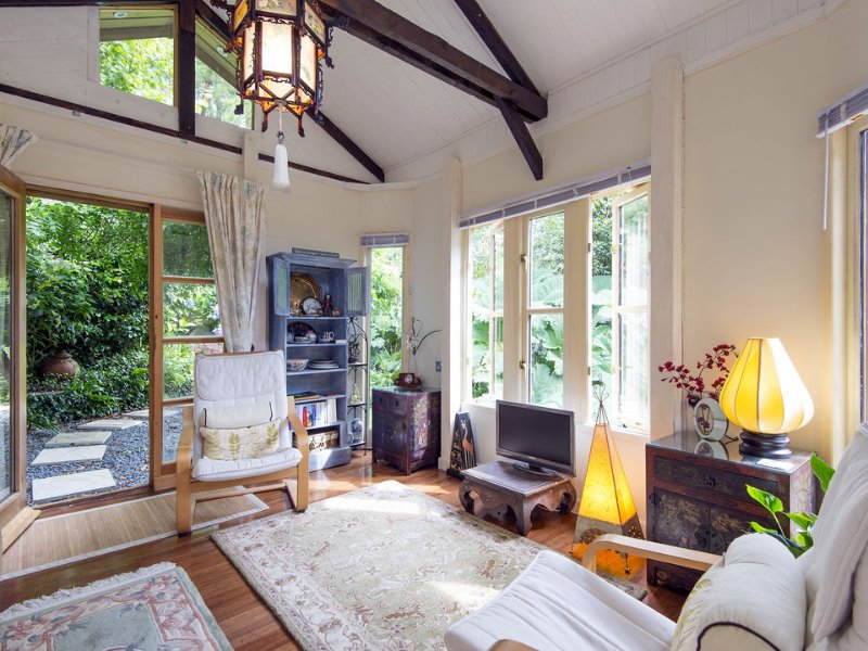 The highly attractive, well-lit sitting room