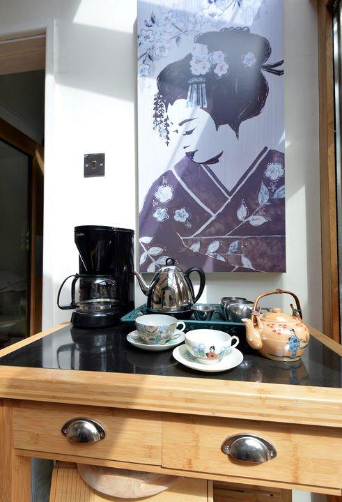 Tea at The Tea House