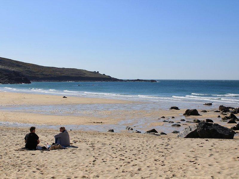 St Ives, Porthmeor Beach