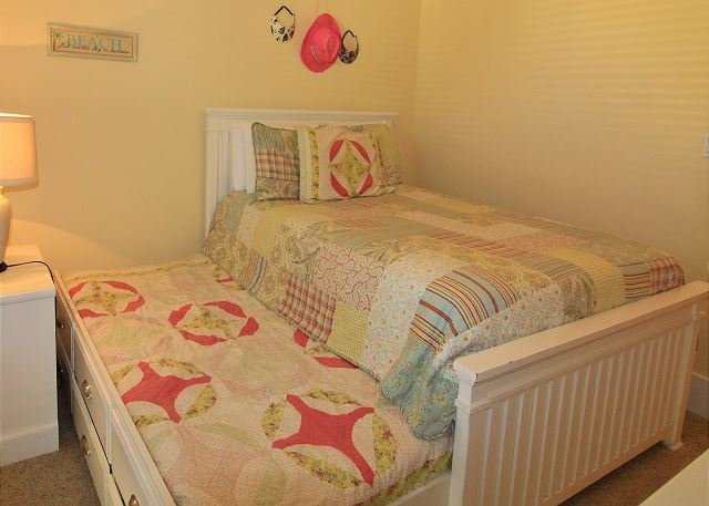 3rd Bedroom with Trundle