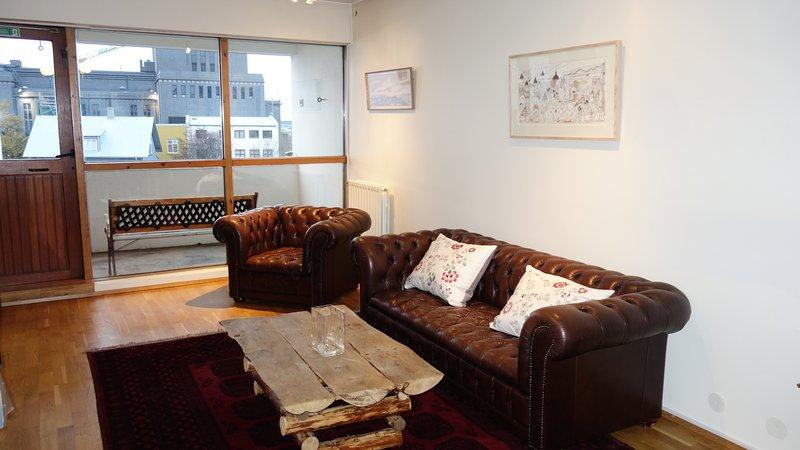 Charming apartment in city centre, aluguéis de temporada em Reykjavik