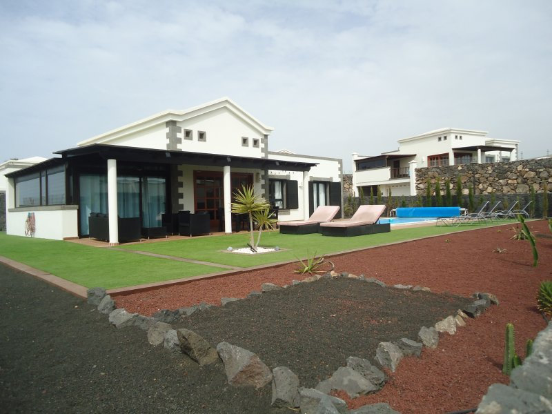 Villa in large garden with private pool