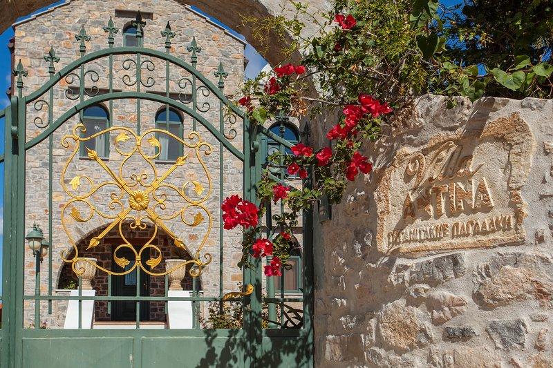 Villa Antina – semesterbostad i Vamos