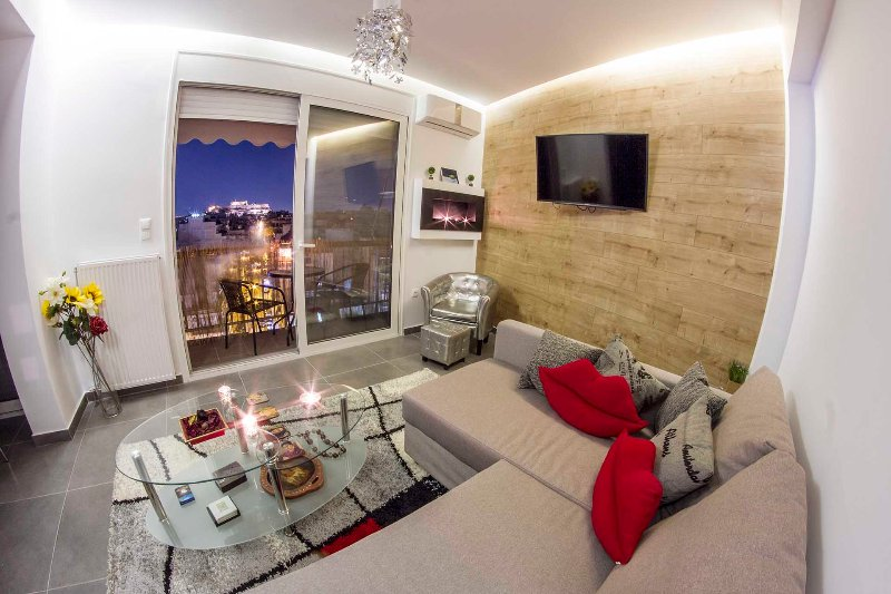 Beautiful Boutique Style Flat, holiday rental in Dafni