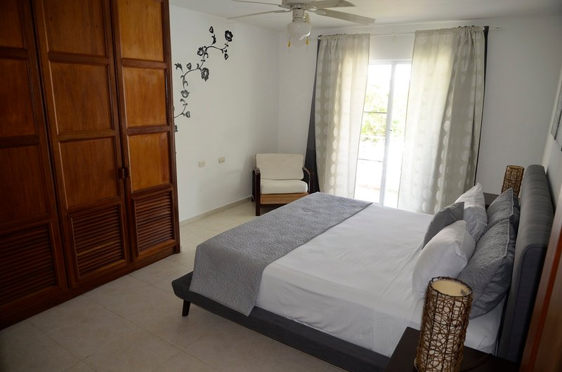 1 dormitorio, King size