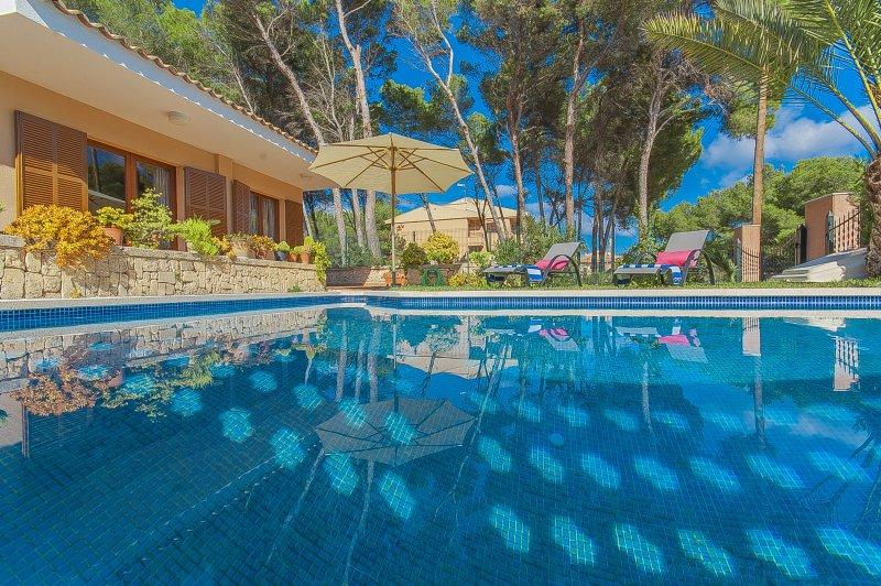 Villa Art, vacation rental in Ca'n Picafort