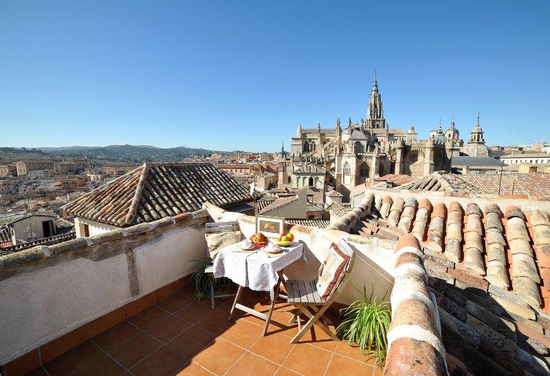 suite cathedral – semesterbostad i Toledo