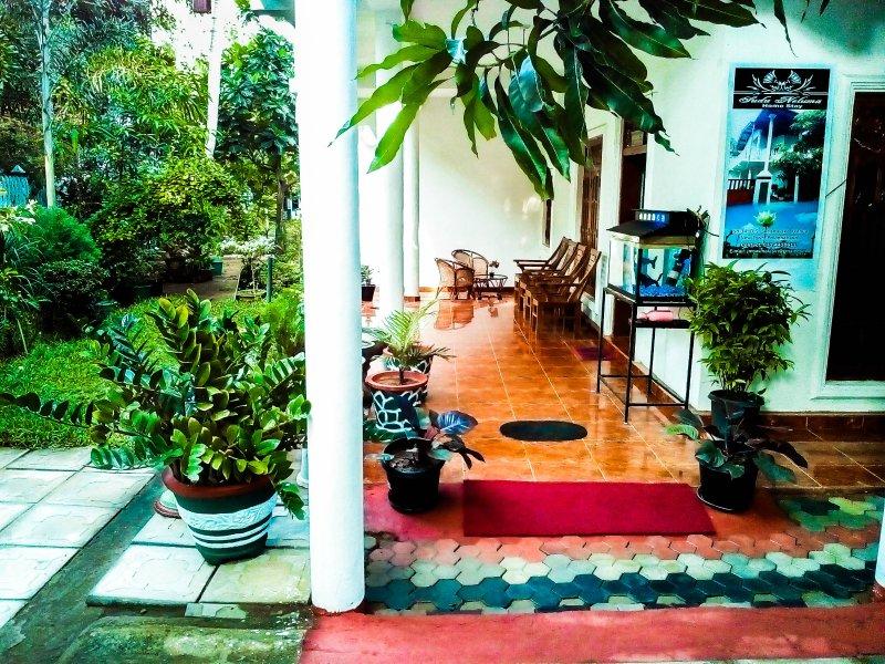 Sudu Neluma Home Stay – semesterbostad i Polonnaruwa