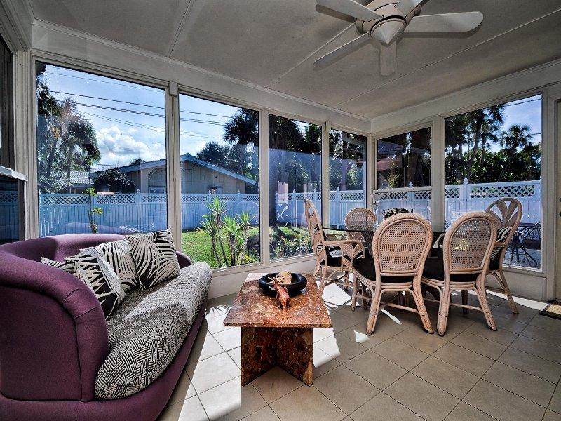 Verbringen Sie Ihren Urlaub in diesem charmanten Clearwater Beach Haus.