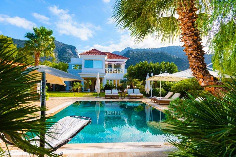 Villa Aphrodite, holiday rental in Epano Sisi