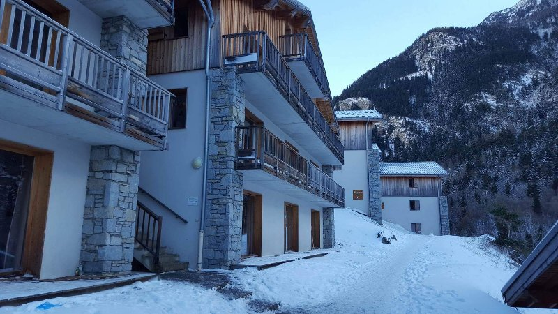 New! Apartment in Orelle for 3 Vallees ski area, holiday rental in Orelle