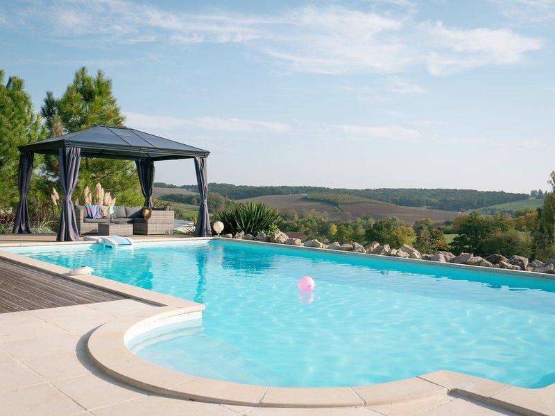Les Hirondelles, Caubon-St-Sauveur, vacation rental in Marmande