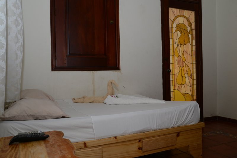 Casa Osiris -Room with Balcony and City view, vacation rental in Santo Domingo
