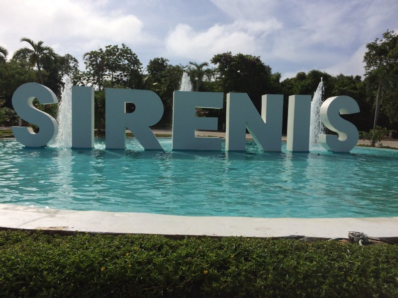 Chan condo 201 à l'intérieur du complexe Grand Sirenis Resort