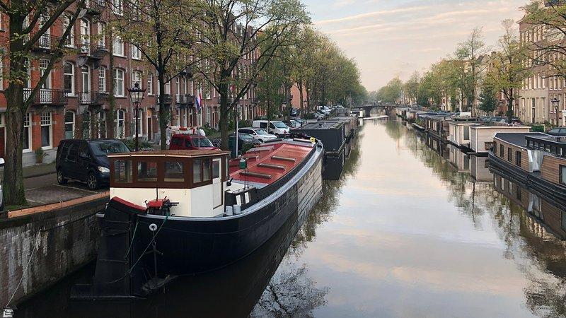 Autentico e lussuoso nel centro di Amsterdam
