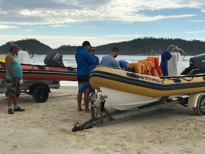Båttur till CAMPECHE Island - avtal med TREDJE