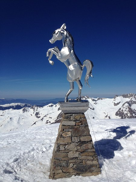 Summit Black Horse