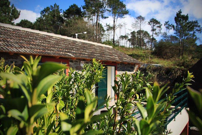 Raposeira Chloe, vacation rental in Faja da Ovelha