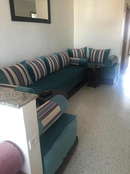 Appartement, alquiler de vacaciones en Nouaceur