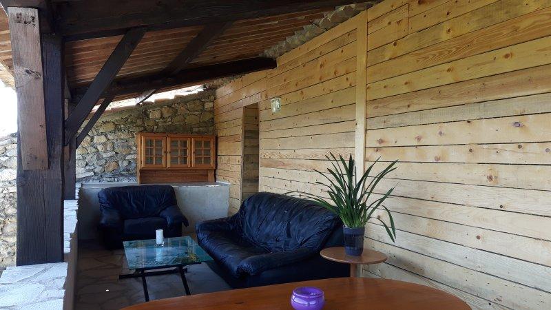 20m2 private terrace