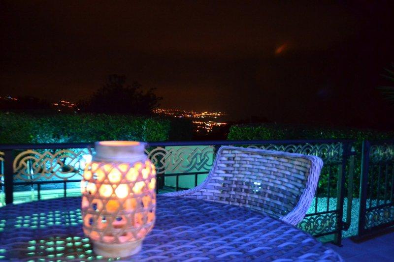 vues de nuit à Paphos!