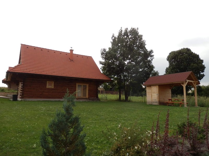 Wood cottage, vakantiewoning in Slowakije