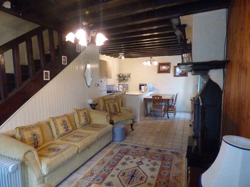 La Petite Gite Durran, vacation rental in Saint-Maurice-la-Souterraine