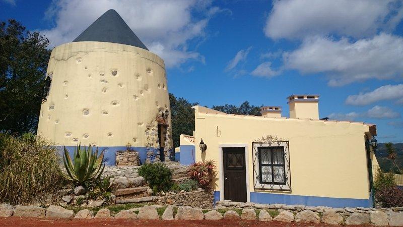 Vila Moinho dos Ferreiros, location de vacances à Sao Bras de Alportel