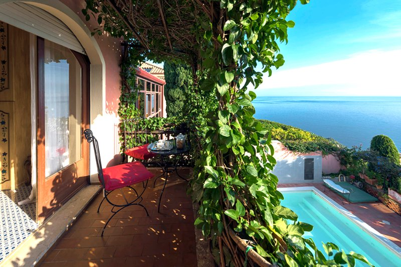 Exclusive villa with pool in Taormina, holiday rental in Spisone